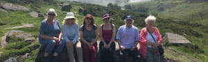Devon Carers Walk in Tavistock June 2017