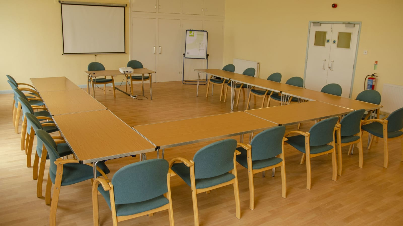 Image: Meeting Room at Westbank