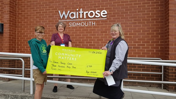Thank you Waitrose Customers