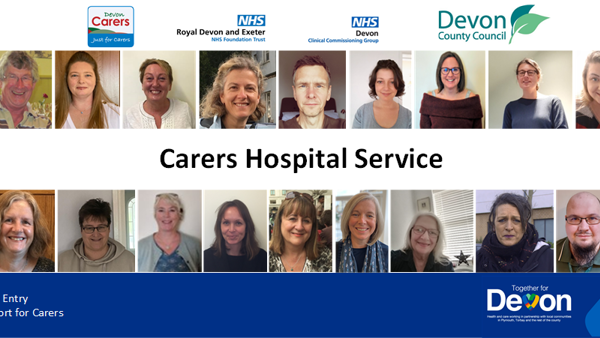 HSJ Award 2021 Winner: Carers Hospital Service