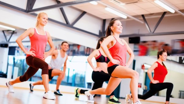 Westbank gym and exercise classes in Budleigh