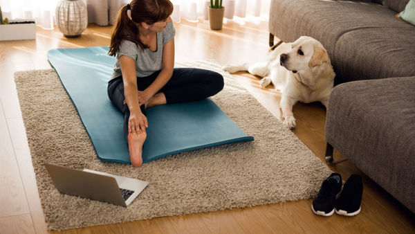 Benefits of Online Workouts